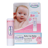 【貝恩 BAAN】嬰兒修護唇膏(草莓)4.8g