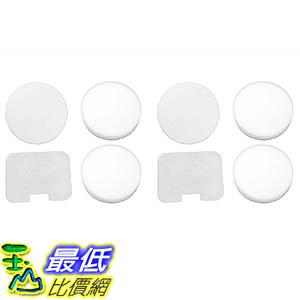 [106美國直購] 2 Foam & Felt Filter Kits for Shark Navigator NV22 Vacuums XF22
