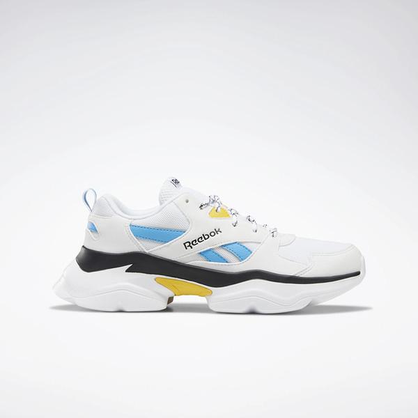 Reebok Royal Bridge 3 [DV8844] 男 休閒鞋 運動 輕量 緩震 舒適 復古 穿搭 白 藍
