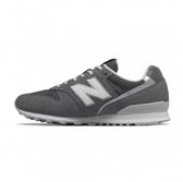 New Balance 女款 經典 鐵灰色復刻運動鞋-NO.WL996CLC