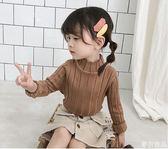 中小童毛衣套頭秋冬裝新款童裝男女寶寶針織衫兒童長袖打底衫
