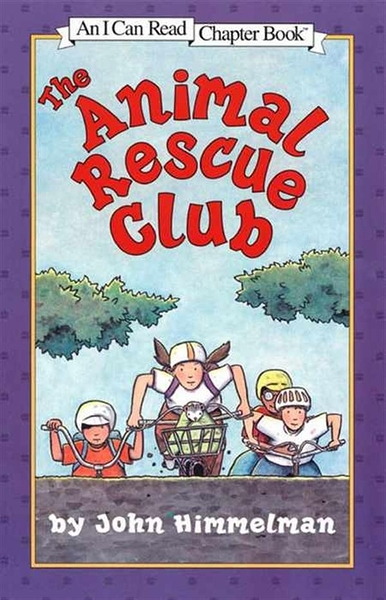 (二手書)An I Can Read Chapter Books: Animal Rescue Club