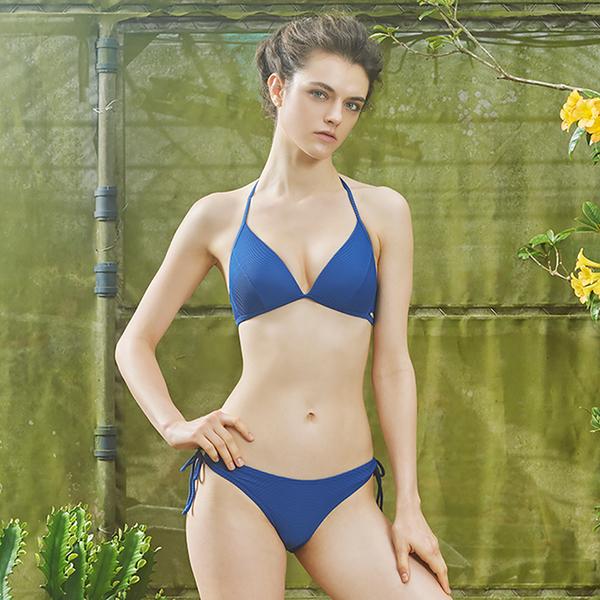LeRêveParis  AIRise 法式空氣美型比基尼泳衣 -地中海藍