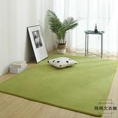 地毯臥室床邊毯地毯榻榻米地墊 100*160cm【時尚大衣櫥】