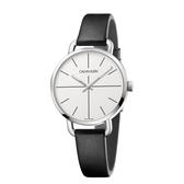 Calvin Klein CK超然系列皮帶腕錶(K7B231CY)36mm