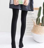 中厚顯瘦腿天鵝絨加厚長筒打底連體絲襪