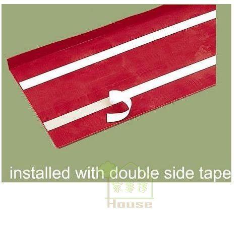 [ 家事達 ] ST-260樓梯止滑板3尺 (26*90cm) /片 特價