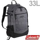 Coleman CM-32846經典黑 33L健行者背包/雙肩後背包 登山包健行包/運動旅遊 單車背包/休閒背包