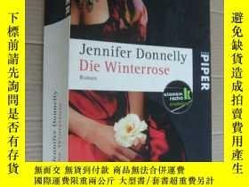 二手書博民逛書店Die罕見WinterroseY164736 Jennifer