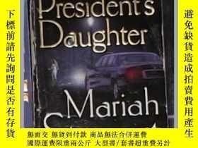 二手書博民逛書店英文原版罕見The President s Daughter