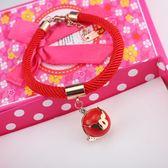 紅繩子手鍊女本命年轉運手環韓版簡約個性手串森系豬年手飾品禮物