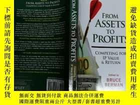 二手書博民逛書店From罕見Assets To Profits: Competi