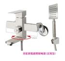 【麗室衛浴】國產精緻304白鐵 不鏽鋼淋浴龍頭組 LS2178