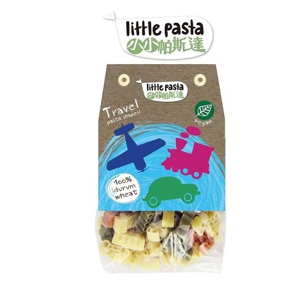 英國 little pasta 小小帕斯達 造型兒童義大利麵250g-交通工具[衛立兒生活館]