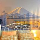 唯美日系治癒風背景布 臥室房間墻面裝飾大改造掛布 網紅文藝掛毯微愛