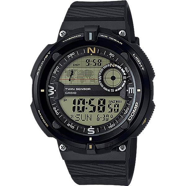 CASIO 卡西歐SPORTS GEAR 戶外運動錶 SGW-600H-9ADR