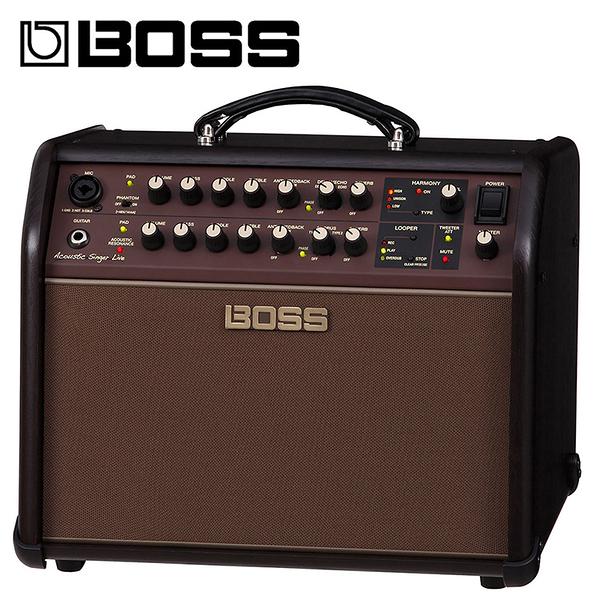 BOSS Acoustic Singer Live 專業木吉他音箱