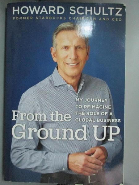 【書寶二手書T1/傳記_NLQ】From the Ground Up: My Journey to Reimagine the Role…