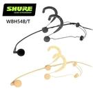 SHURE WBH54B/T 頭戴式超心形指向性麥克風-2色任選/原廠公司貨