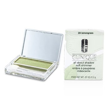 SW Clinique倩碧-202 超顯眼感光眼影All About Shadow - # 2A Lemongrass (Soft Shimmer)