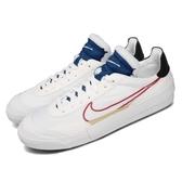 Nike 休閒鞋 Drop-Type HBR 白 紅 男鞋 運動鞋 【ACS】 CQ0989-100