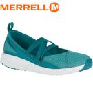 【MERRELL 美國 女款1SIX8 MJ AC+ 輕量休閒鞋《湖水藍》】ML45708/休閒鞋/懶人鞋/便鞋/運動鞋