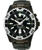 SEIKO Criteria 金屬主義萬年曆運動錶-黑