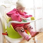 餐椅餐桌椅餐椅多功能座椅吃飯餐椅便攜式可調檔 可然精品