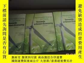 二手書博民逛書店Renewable罕見Energy in China:Towar