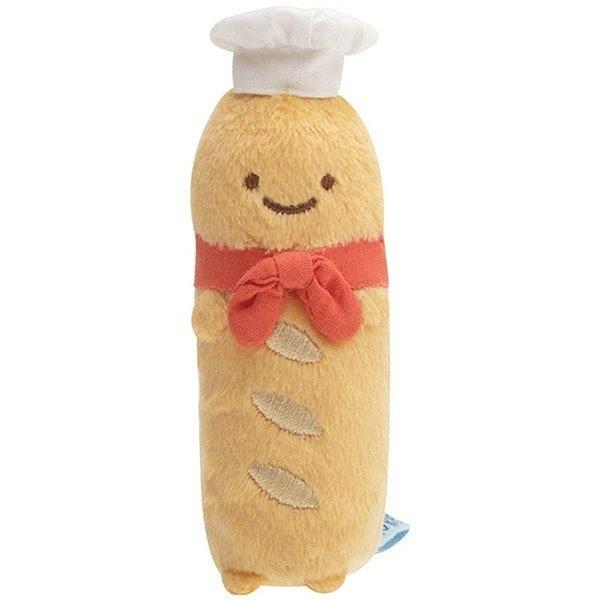 SAN-X 角落生物 迷你絨毛娃娃 角落小夥伴 麵包店長_XS73911