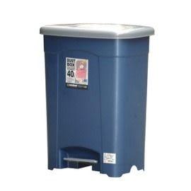 【好市吉居家生活】嚴選聯府KeyWay~SO-040 現代垃圾桶(特大)40L