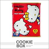 日本 Hello Kitty 水果糖 綜合果汁糖 75g 三麗鷗  *餅乾盒子*