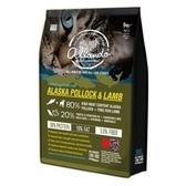 【Allando】奧藍多無穀貓鮮糧(阿拉斯加鱈魚羊肉)-2.27kgX2包
