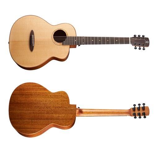 【敦煌樂器】aNueNue M100EWT 全單板飛鳥系列電民謠木吉他
