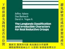 二手書博民逛書店The罕見Langlands Classification And Irreducible Characters