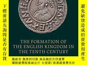 二手書博民逛書店The罕見Formation Of The English Ki
