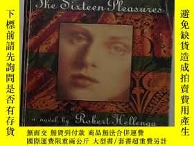 二手書博民逛書店英文原版罕見The Sixteen Pleasures by R