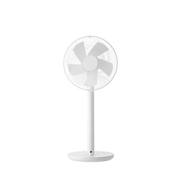 【南紡購物中心】日本正負零±0 12吋 DC節能遙控立扇/電風扇-白色 (XQS-Y620)