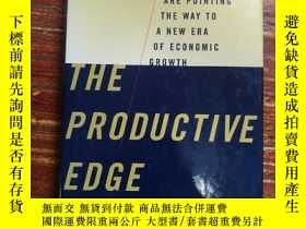 二手書博民逛書店THE罕見PRODUCTIVE EDGEY290224 Rich