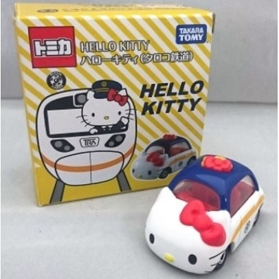 【DREAM TOMICA】特注車 太魯閣KITTY(TM88726)