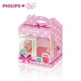 Philips飛利浦 - 安撫奶嘴4號香草1入 + 小紅象收藏盒 350元