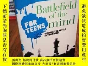 二手書博民逛書店Battlefield罕見of the Mind for Tee