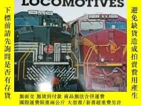 二手書博民逛書店Ge罕見and Emd Locomotives: The Ill
