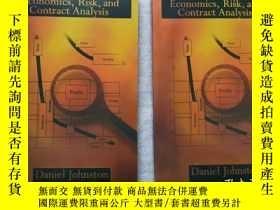 二手書博民逛書店International罕見Exploration Economics, Risk and Contract A