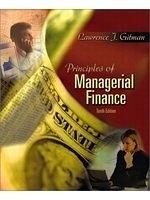二手書博民逛書店 《Principles of Managerial Finance (10th Edition)》 R2Y ISBN:0201784793│LawrenceJ.Gitman