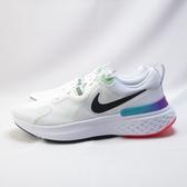 NIKE REACT MILER 男款 慢跑鞋 CW1777102 白【iSport 愛運動】