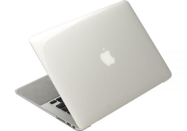 【漢博商城】POWER SUPPORT MacBook Air 13吋 Air Jacket 透明保護殼(2012 - 2016 版本皆適用)附贈鍵盤膜