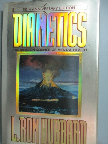 【書寶二手書T7/宗教_PMH】Dianetics: The Modern Science of Mental Heal