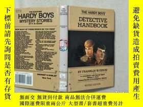 二手書博民逛書店THE罕見HARDY BOYSY332659