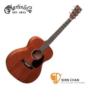Martin 000RS1 全單板 全桃花心木 可插電 民謠吉他 原廠硬盒【墨西哥製 / 電木吉他/OM桶/OOORS1】